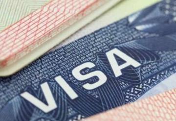 Suspende EU trámite de visas en México