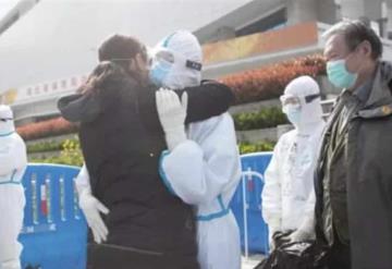 Hospital de Wuhan declara dado de alta al último paciente con Covid-19