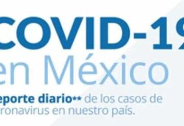 Suman 5 los muertos por Covid-19 en México