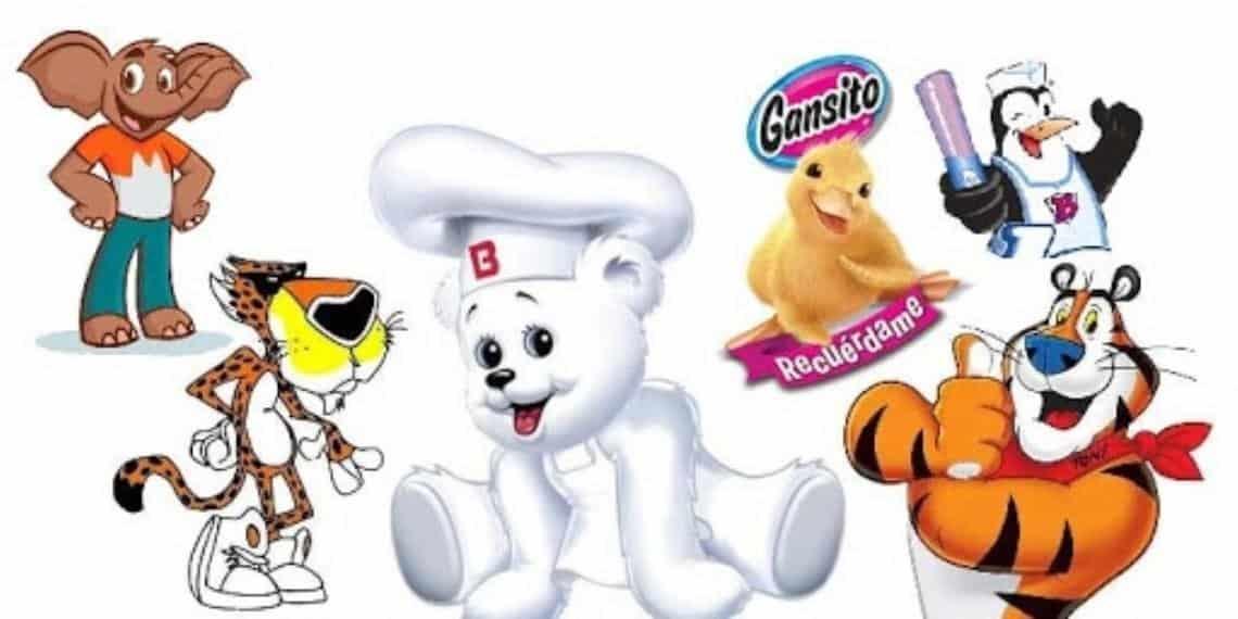 Resultado de imagen de personajes alimentos