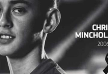 A los 14 años, Fallece Christian Minchola, canterano del Atlético