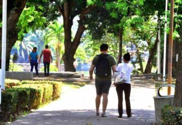 Salen de paseo en Villahermosa con todo y cuarentena