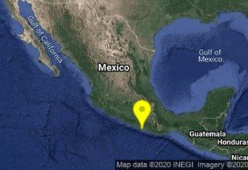 Registraron sismo de magnitud 5.1 este domingo en Guerrero