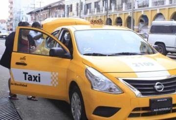 Disminuyen los taxis ´piratas´ en Villahermosa