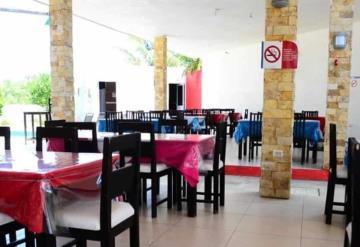 Restauranteros de Tabasco operan al 40% por desplome de ventas