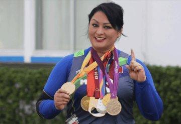 María de los Ángeles Ortiz quiere llegar con Tokio a los Juegos Paralimpicos de Tokio 2021