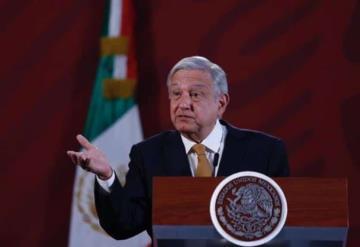 Anuncia AMLO congelamiento de salarios para él y altos funcionarios por emergencia sanitaria