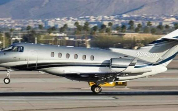 Desaparece avión privado que perdió contacto con torre luego de despegar en Puebla