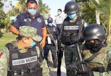 Arrestan en Balancán a cazadores de animales en peligro de extinción