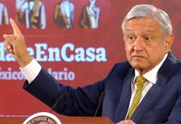 Crisis de salud en México es ´pasajera´: AMLO