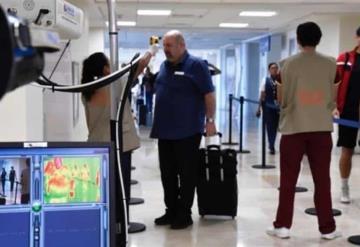 Detectaron 3 casos sospechosos de COVID-19 en el ADO y 10 en el Aeropuerto