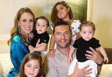 Hija y esposo de Jacky Bracamontes sufren terrible accidente