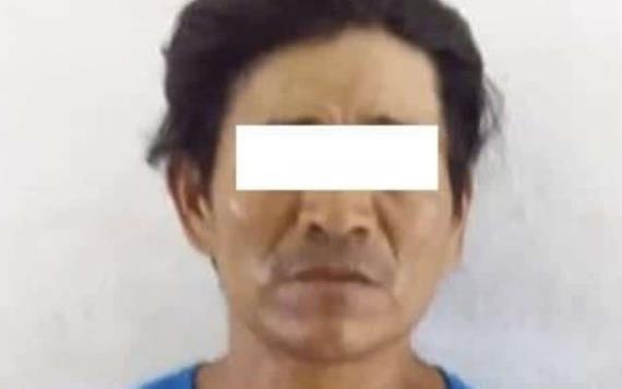 Detienen a delincuente en operativo en Tenosique