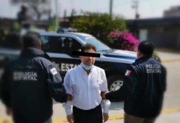 Detienen a Juan Vera Carrizal, presunto autor intelectual del ataque con ácido a María Elena Ríos