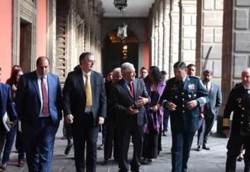 Descarta el presidente López Obrador hacer cambios en su gabinete; habían rumores de que los haría