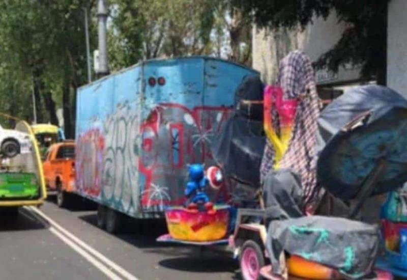 Se prevé manifestación de ferieros en el Zócalo