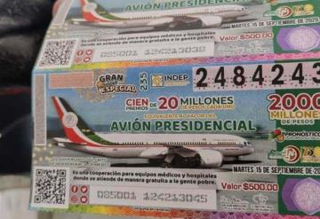 Vuelven los cachitos del Avión Presidencial