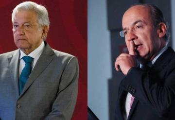 Responde y reta Felipe Calderón a AMLO sobre investigación en su contra