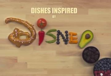 VIDEOS: Cocina con Disney y Pixar los platillos más emblemáticos