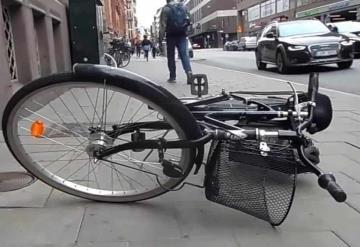 Asesinan a enfermera durante asalto; intentaban robarle su bicicleta