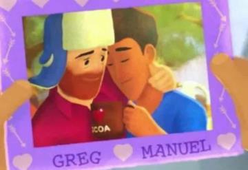 Lanzan Out, el primer cortometraje de Disney con un protagonista gay