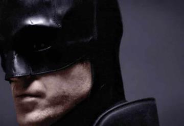 Así luciría Robert Pattinson con el traje de Batman