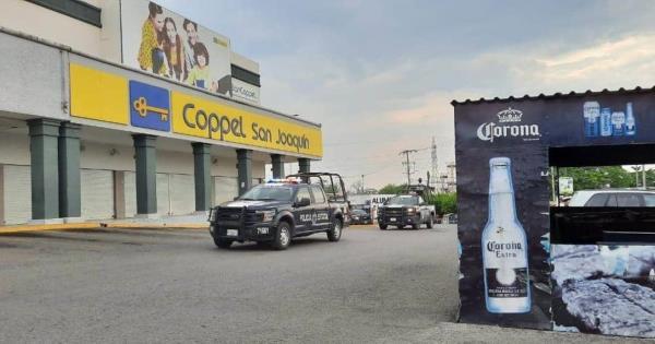 Realizan caravana de vigilancia en Villahermosa