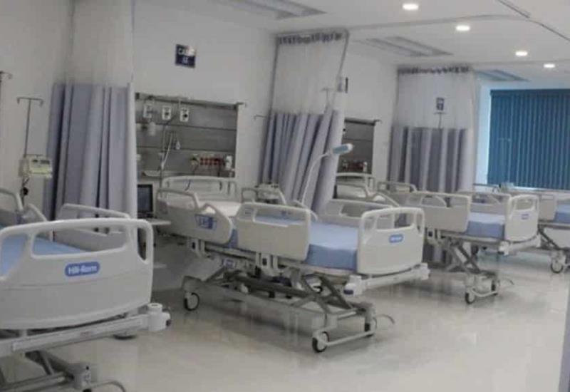 Entra en función en Tenosique hospital del INSABI para atención de pacientes covid-19