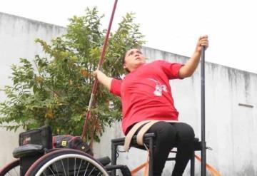 Apunta hacia los Paralímpicos Yessica De la Luz Jiménez