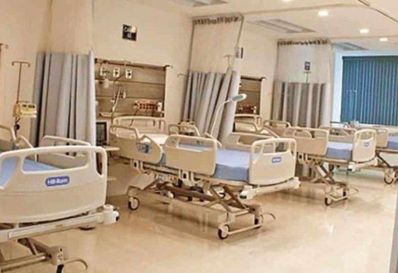 Inician actividades en hospital del INSABI Covid-19