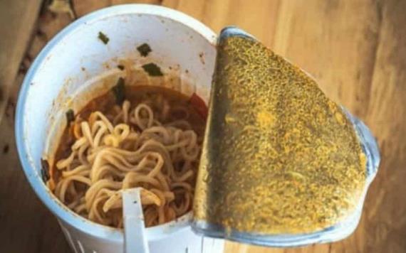 ¿Sabes cuál es el verdadero uso del cartón de las sopas de vaso?