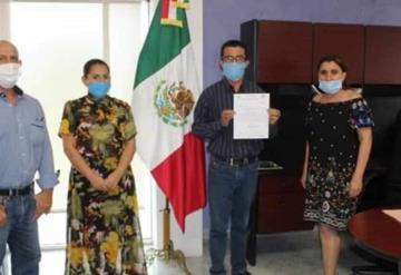 Nuevos funcionarios en Jalapa