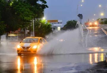 Así continuará el clima en Tabasco durante las próximas 72 horas