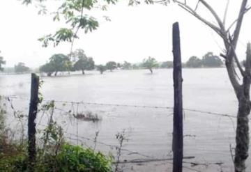 Supervisan zonas bajas de Jalapa