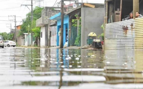 Tormenta tropical Cristóbal toca tierra y estos serán los estados más afectados