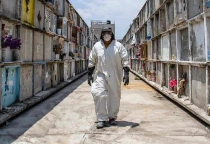 Suman 626 muertes por coronavirus en Tabasco