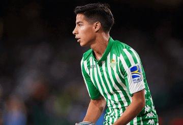 Tabasqueño Diego Lainez es nominado al Golden Boy 2020