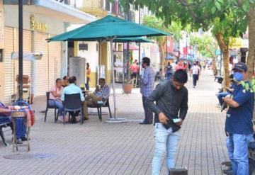Se alistan comercios de Tabasco para reapertura el próximo lunes