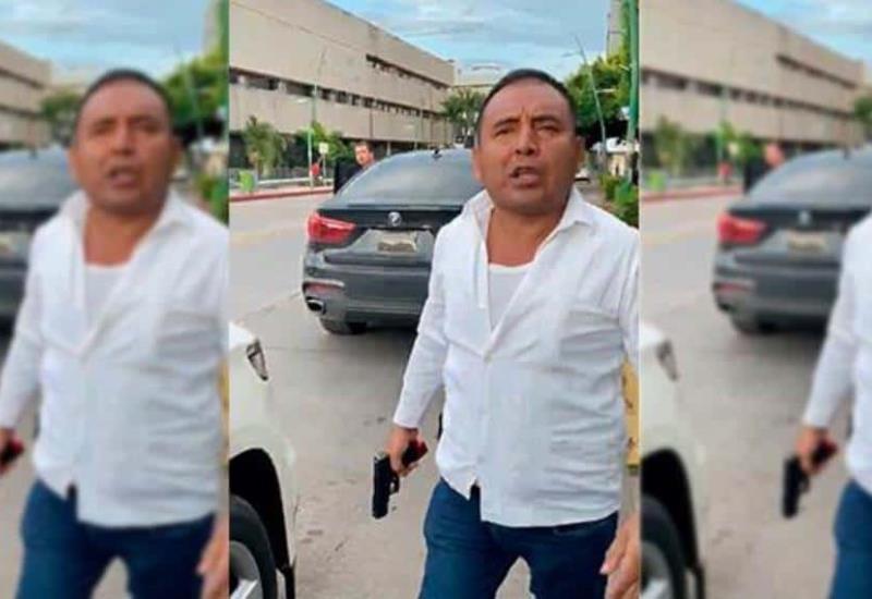 Vídeo: Ex yerno de gobernador es baleado por escolta de su hija: Chiapas