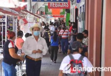 Tabasqueños enfrentan la nueva normalidad sin dinero: FTOT