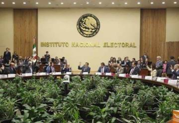 Elección de nuevos consejeros del INE será el 22 de julio