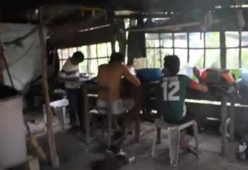 Los Giles, reflejo de pobreza extrema en Jonuta, Tabasco