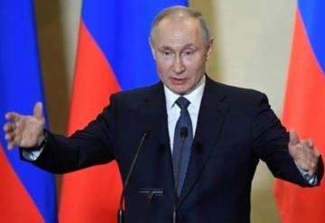 Putin se hace prueba de Covid-19 cada 4 días