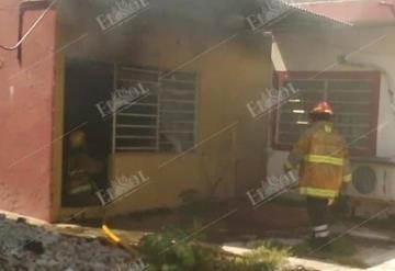 Registran explosión en vivienda de la colonia Atasta