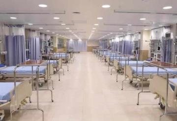 Conoce la distribución de los pacientes covid-19 en hospitales de Tabasco