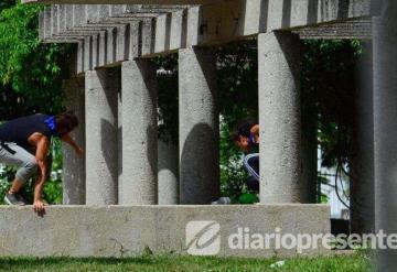 Así luce el parque La Choca tras su reapertura este 1 de julio