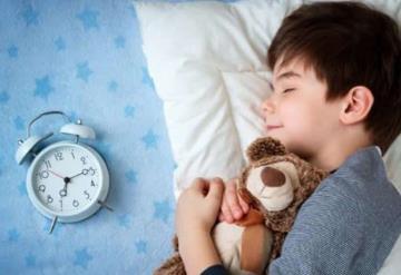 No debes dejar que tu hijo se desvele, podría estar afectando su salud respiratoria