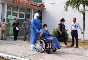 Suman 9 mil 860 pacientes recuperados de covid-19 en Tabasco