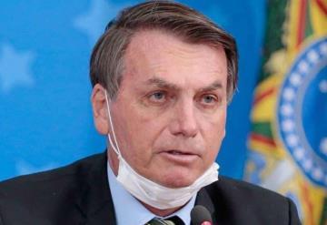 Presidente de Brasil, Jair Bolsonaro da positivo a covid-19