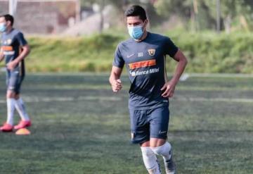 Luis Tosca, futbolista tabasqueño redobla esfuerzos con Pumas para la Liga de Expansión